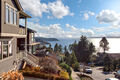 Views and 400 sq. foot front deck